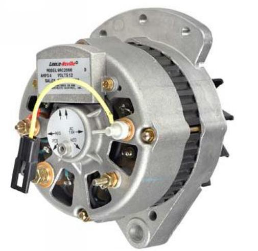 new and rebuilt alternator for forklift lawn mower tractor grader pumps etc metroplex