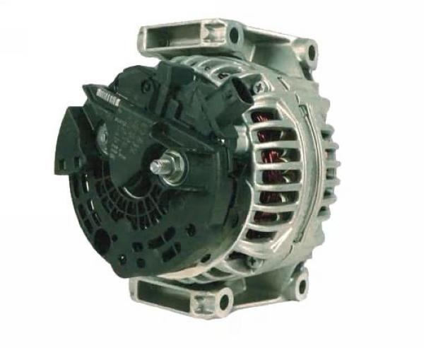 New and Rebuilt One Wire Alternators for hot rod, tractor